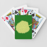 Durian the Smelly Fruit! NP Bicycle Playing Cards