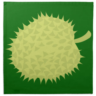 Durian the Smelly Fruit! NP Cloth Napkin