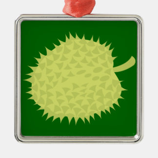 Durian the Smelly Fruit! NP Metal Ornament