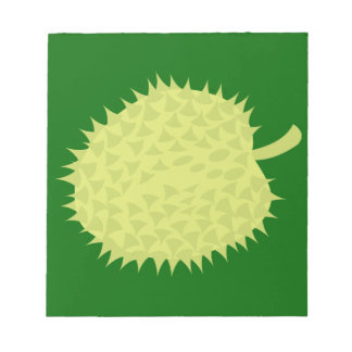 Durian the Smelly Fruit! NP Notepad