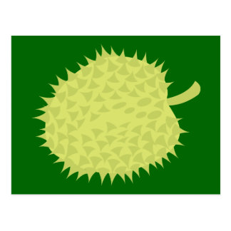 Durian the Smelly Fruit! NP Postcard