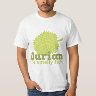 Durian the smelly fruit tee shirt