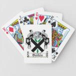Durkin Family Crest Poker Deck