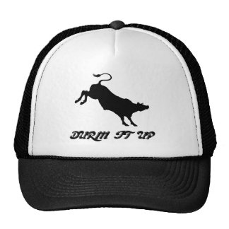 Durm It Up Trucker Hat