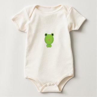Durmiente del bebé de la rana de Kawaii Trajes De Bebé