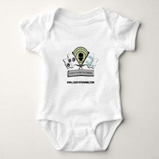 Durmiente del niño del retraso mameluco de bebé