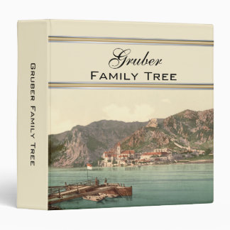 Dürnstein, Austria Family Tree Binder