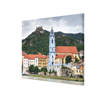 Dürnstein In Der Wachau Canvas Print