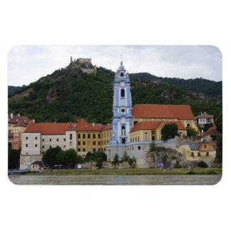 Dürnstein in der Wachau Rectangular Photo Magnet