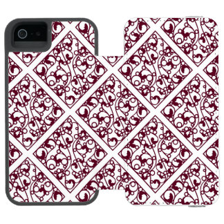 Duro aceptable abundante feliz funda billetera para iPhone 5 watson