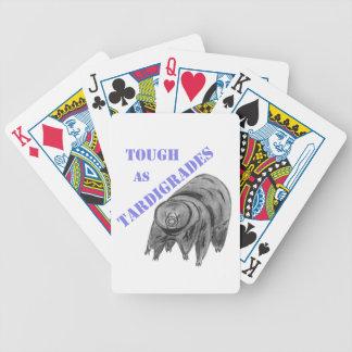 Duro como Tardigrades Baraja Cartas De Poker