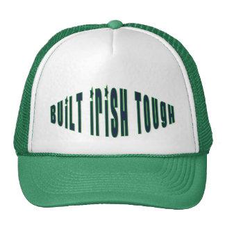Duro irlandés construida gorros