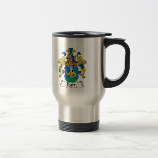 Durr Family Crest Coffee Mugs