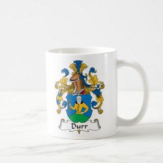 Durr Family Crest Mug