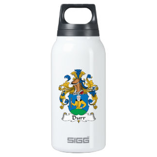 Durr Family Crest SIGG Thermo 0.3L Insulated Bottle
