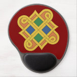 Durrow Knotwork 2016 Gel Mouse Pad