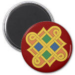 Durrow Knotwork 2016 Magnet