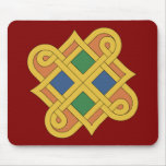 Durrow Knotwork 2016 Mouse Pad