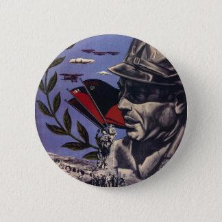 Durruti spanish civil war original poster 1936 FAI Pinback Button