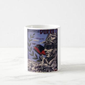 Durruti. True Anarchists are_Propaganda Poster Coffee Mug