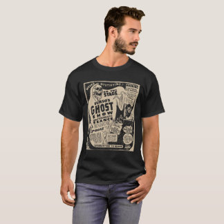 Durso's Ghost Show - Vintage Spook Show T-Shirt