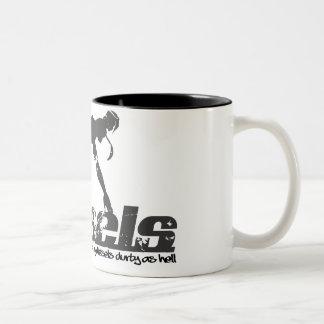 Durty Diesel Lady Mug