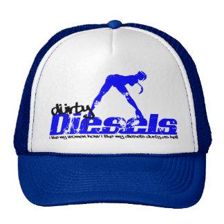 Durty Diesels Blue Hat