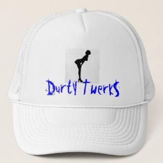 durty twerk$ trucker hat