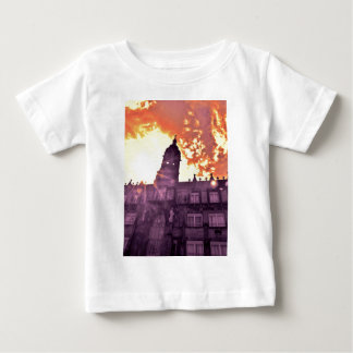 Dusk and Church Baby T-Shirt