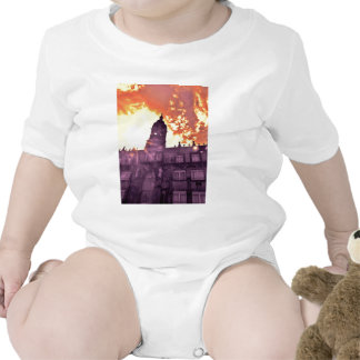 Dusk and Church T-shirts