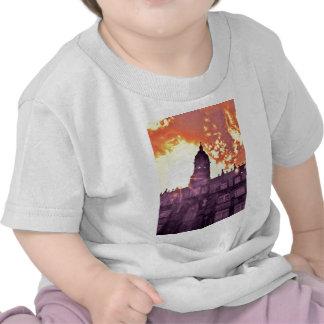 Dusk and Church Tshirt