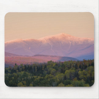 Dusk and Mount Washington in new Hampshire's Mouse Pad