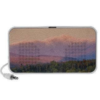 Dusk and Mount Washington in new Hampshire's Laptop Speakers