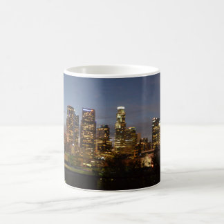 dusk at Downtown Los Angeles Coffee Mugs