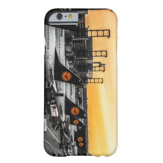 Dusk at Frankfurt airport Barely There iPhone 6 Case