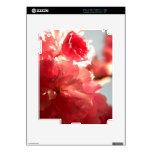 Dusk Blossoms iPad 2 Decal
