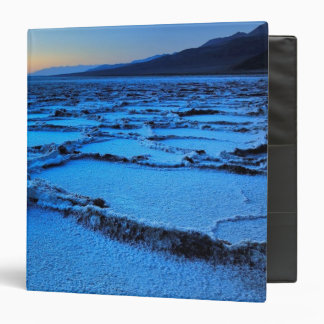dusk, Death Valley, California Binder