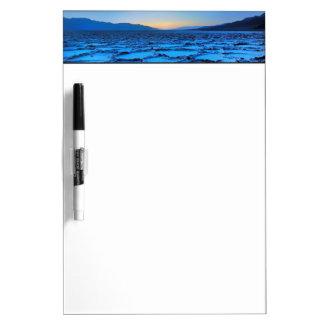 dusk, Death Valley, California Dry-Erase Board