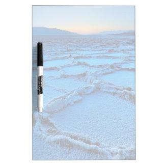 dusk, Death Valley, California Dry Erase Board