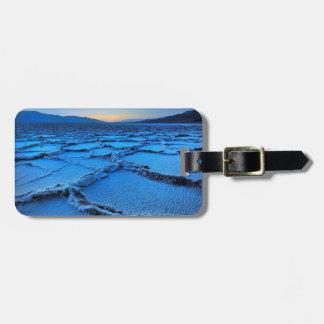 dusk, Death Valley, California Luggage Tag