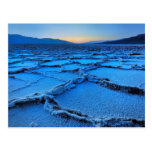dusk, Death Valley, California Postcards
