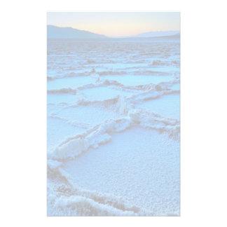 dusk, Death Valley, California Stationery