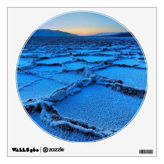dusk, Death Valley, California Wall Sticker