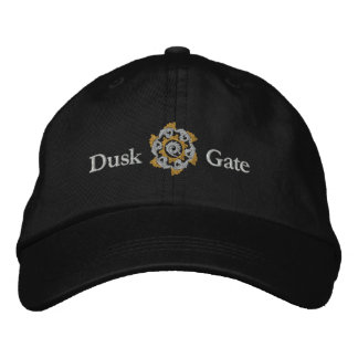 Dusk Gate hat Embroidered Hats