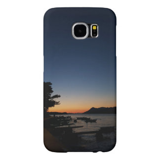 Dusk in Dubrovnik Samsung Galaxy S6 Case