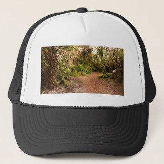 Dusk in Florida Hardwood Hammock Trucker Hat