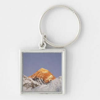 Dusk in Mount Everest, Nepal Keychain