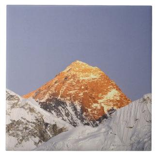 Dusk in Mount Everest, Nepal Ceramic Tile
