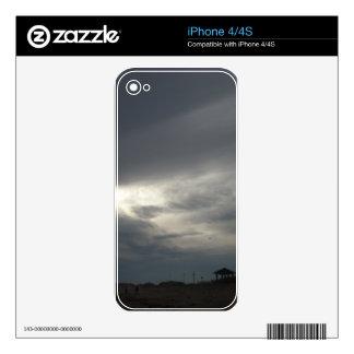Dusk on the Beach Skin For iPhone 4S