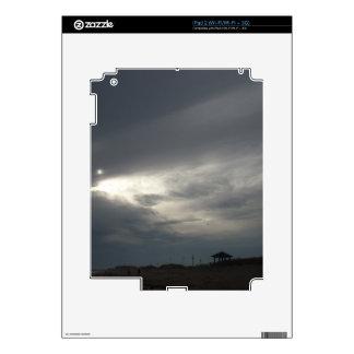 Dusk on the Beach Skins For The iPad 2